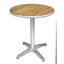 Aluminium Round Outdoor Tables