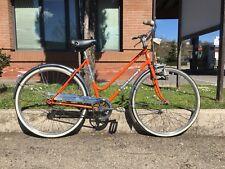 Bici Bicicletta Gios Epoca Antica Vintage Città City Bike 70s Originale Torino