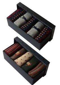 Mens 10 pack Gift Box Socks Deal Christmas Offer Stocking Filler Gift Present