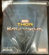 Mezco Toyz 1:12 Collective Action Figure Marvel Thor Ragnarok HULK Brand New