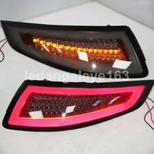 LED Rear Lights For Porsche 997 996 911  LED Tail Lamps 2005-2008 year Black JY