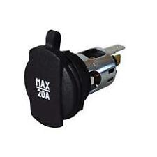 Accesorio de encendedor de 12V 24V 20A fuente de alimentación Socket-Durite 0-601-01