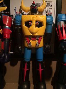 Gaiking Jumbo Machinder Shogun Warrior Decals Mattel