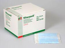 Vliwazell Saugkompresse steril, 10x10cm, 25 Stk. PZN 00809575
