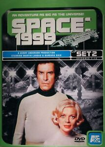 Space 1999 Set 2 DVD Box Set R1 - VERY GOOD CONDITION + FREE POSTAGE