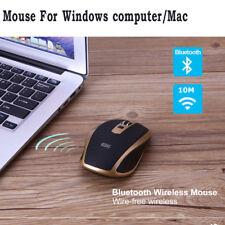 MODAO  1600DPI Engernomic Bluetooth Wireless Mouse Mice For Windows Computer/Mac