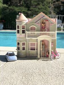 Barbie Victorian Dream House with Working Elevator