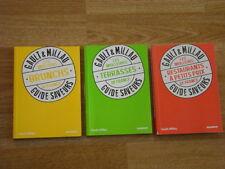 SET OF 3 BOOKS GAULT & MILLAU THE MEILLEURS BRUNCHES TERRACES RESTAURANTS