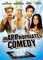 Inappropriate Comedy [DVD][Region 2]