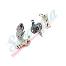 Scootopia Lambretta Series 2 LI TV C.A.M.A. Toolbox Lock & Steering Lock