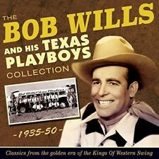 Bob Wills - Collection 1935-50 [New CD]