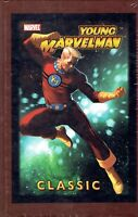 Young Marvelman Classic - Vol 1  HARDCOVER Marvel Graphic Novel  ALL Ages COMICS