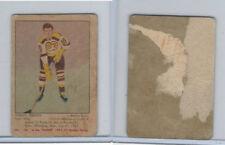 1951 Parkhurst Hockey, #34 Johnny Pierson RC