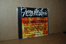 BEATLES ROLLING STONES BRUCE SPRINGSTEEN REL.: JERRY LEE LEWIS MINT- ADVANCE CD