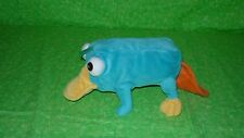 """Phineas & Ferb PERRY Platypus  Plush Beanie Stuffed Animal Toy 7-12"""" long"""