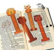Pack of 12 - Zoo Animal Jungle Safari Ruler Bookmarks - Party Bag Fillers
