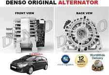 para CITROËN C4 I Coupe 1.4 1.6 2004> ORIGINAL DENSO Alternador Unidad 90amp