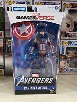 Marvel Legends Gamerverse Abomination BAF Wave Captain America New Sealed
