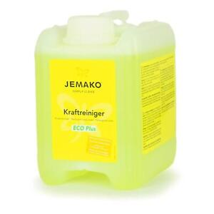 Jemako Kraftreiniger ECO Plus | Konzentrat | Gelb 2 Liter Kanister