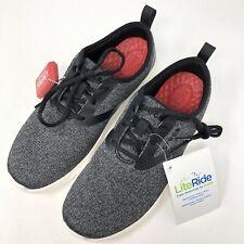 Crocs Literide Mesh Lace Mens Size 9 Sneaker Shoes Black New