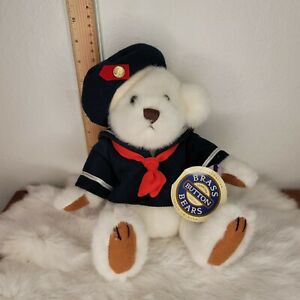 """The Brass Button Bear Premier Collection 1996 """"Taylor, The Bear of Happiness"""""""