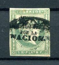 1864.FILIPINAS.EDIFIL 20K .usado. (MH) .firmado Cajal.catalogo