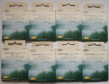 Carp hooks to nylon Hook Size 10 batbless tied to 4lb Nylon 80 in total