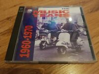 The Music Years 1960 - 1970 2 cd