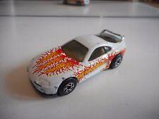 Matchbox Toyota Supra Turbo in White