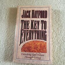 JACK HAYFORD. THE KEY TO EVERYTHING. 0850096588