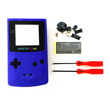 Purple Grape Replacement Full Housing Shell for Nintendo Game boy Color GBC OEM