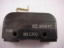 Honeywell Micro Switch BZ-3RW47  Ships on the Same Day of the Purchase