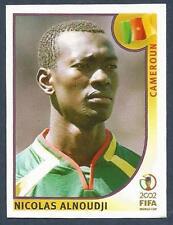 PANINI KOREA/JAPAN WORLD CUP 2002- #376-CAMEROON-NICOLAS ALNOUDJI