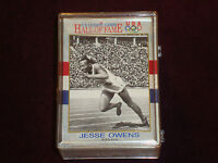 U.S. Olympic Hall of Fame Trading Card Set 1-90 1991 Impel Inc. Cards