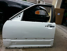 1995-99 Mercedes S320 S420 S500 FRONT DOOR DRIVER Side Left WHITE
