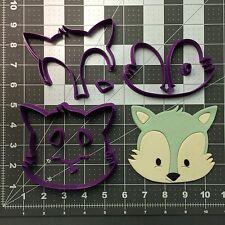 Fox 101 Cookie Cutter Set