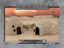 Galactic Warzones BNIB Desert Buildings (Star Wars: Legion) BB580