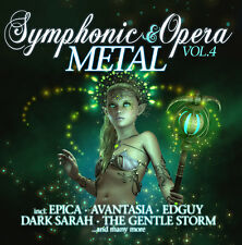 CD Symphonic & Opera Metal Vol.4 From Various Artists 2cds
