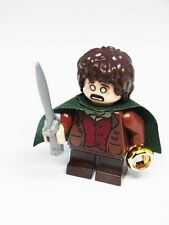 LEGO Lord of the Rings Frodo Minifigure from Attack on Weathertop 9472