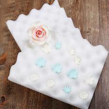 2Pcs Foam Dry Pads Drying Sponge Mats Cake Fondant Sugar Flower DIY Kitchen Tool