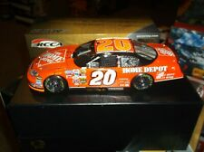 2005 tony stewart 20 home depot/indy raced  elite 1 24th scale diecast 245/288