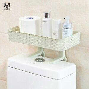 Plastic bathroom shelf wall suction napkin holder reusable seamless sucker