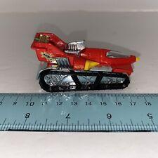 Hot Wheels 1992, Anteater, Custom Tank- Red A1