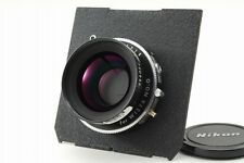 【Mint】 Nikon Nikkor W 150mm f5.6 Copal 0 4x5 Large Format from Japan 539
