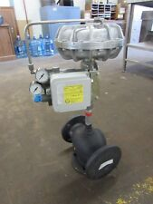 Baelz Automatic 86 Pneumatic Diaphragm Actuated Valve w/positioner