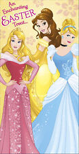 Disney Princess Happy Easter Money Wallet Gift Card Greeting Cards