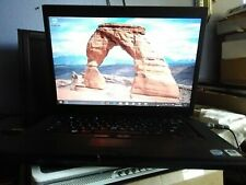 """*Dell Latitude E5500 15.4""""Laptop*Windows 10*160GigHDD*3G-Ram*No Battery/Charger"""