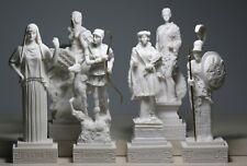6 Greek Goddess Hestia Aphrodite Hera Athena Artemis Demeter Statue Sculpture