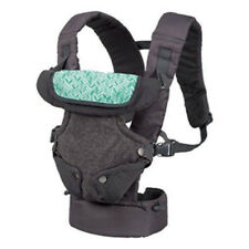 Infantino Flip Advanced Baby Carrier 4 façons positions Infant Toddler Sling Poc...