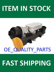 Ölkühler Kühler Motoröl ÖL D4X003TT für Fiat Punto Fiorino Punto Evo